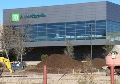 TD Ameritrade opened its Southlake location in January.