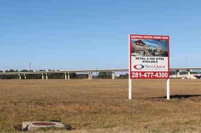 A 63-acre shopping center is slated for the corner of Hwy. 249 and the Grand Parkway in Tomball.