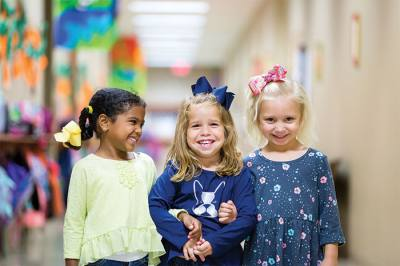 Salem Lutheran School is located in Tomball.