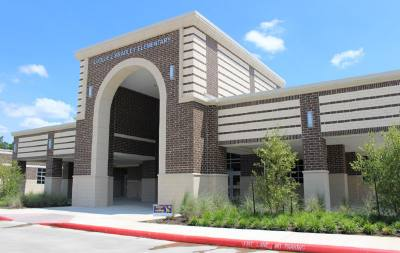Conroe ISD  opened Bradley Elementary School in time for the 2017-18 school year.