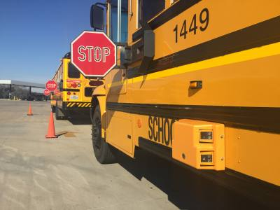 Austin ISD has issued over 30,000 traffic citations for school bus traffic violations since 2016.
