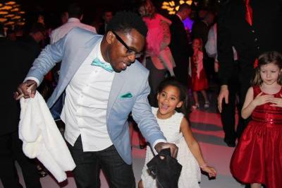 The 22nd annual Daddy Daughter Dance will take place this weekend in Friso.