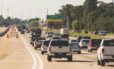 TxDOT will be conducting a planning and environmental linkage study on I-45.