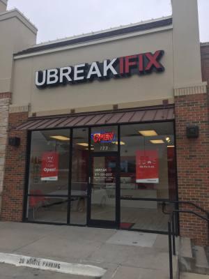 UBreakIFix is now open in Flower Mound.