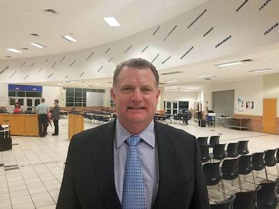 Max Cleaver has been hired as Hays CISD's new chief operations officer.