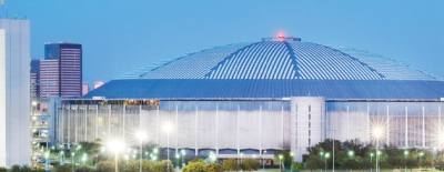 Harris County Commissioners voted to continue Phase One of the Astrodome revitalization project on Tuesday.