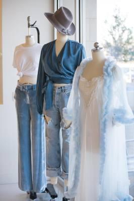 Blue Jean Baby specializes in custom denim.