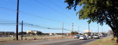 Burnet Road is one of nine corridors receiving funding from the 2016 mobility bond for improvements.