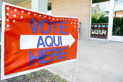 Early voting trends show record breaking turnout.