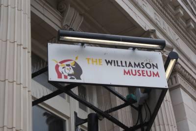 The Williamson Museum's First Friday art exhibit will feature u201cDevonu2019s Portrait Studiesu201d by Devon Clarkson.