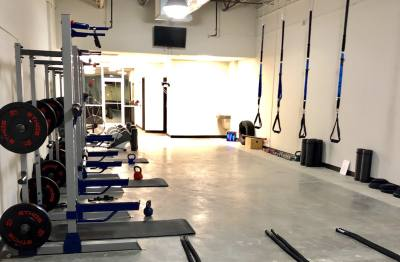 Fit By Jenn is scheduled to open this month.