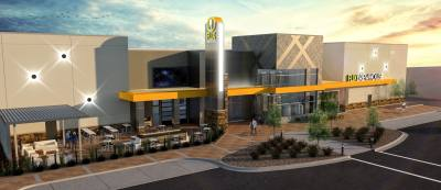 Flix Brewhouse is expected to open at the Grand Parkway and West Airport Boulevard in Richmond by summer 2019.