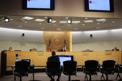 Travis County Commissioners lifted the burn ban Tuesday.
