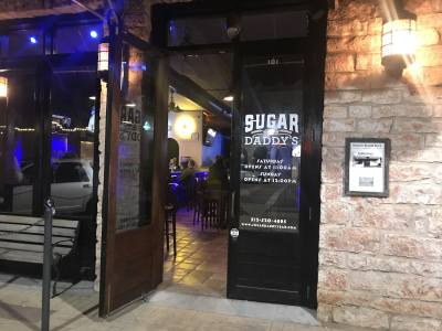 Sugar Daddy's bar in downtown Round Rock opened Feb. 1.