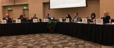 The Klein ISD board of trustees met Feb. 12 to approve new attendance boundaries, the academic calendar and other issues.