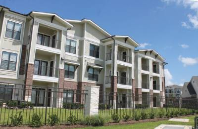 Apartment rents have increased year-over-year in Lewisville and Flower Mound.