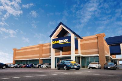 CarMax expects to open in April.