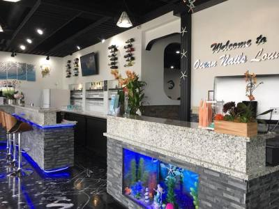 Ocean Nail Lounge opened in February on Hwy. 290 in Cypress.