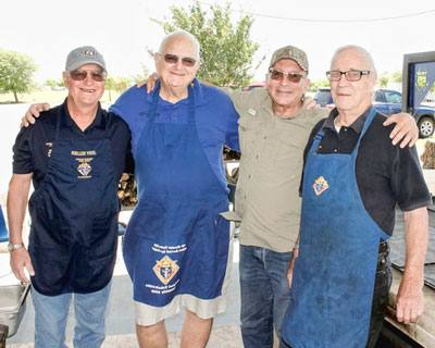 The Knights of Columbus Council 10373 invites the community to attend its annual Fish Fry at St. Elizabeth Catholic Church to raise money for projects, such as the churchu2019s food pantry and Coats for Kids. 4-7 p.m. St. Elizabeth Catholic Church, 1520 N. Railroad Ave.