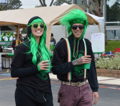 The annual parade will shut down a portion of FM 1960 on March 17 from 1-5 p.m.
