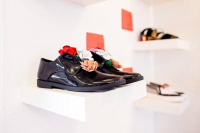 The Art of Shoes is the latest addition to the South First neighborhood.