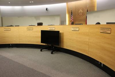 Commissioners debated a number of transportation improvement measures that they hope will solve the gap in access for unincorporated areas of the county.