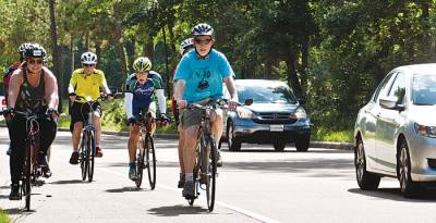 Cedar Park staffers have been working on projects that could make it easier for bicyclists to travel in the city.