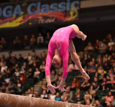 The WOGA Classic returns to Frisco this weekend.