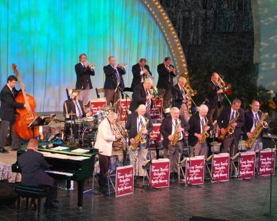 Cypress Creek FACE presents the Tommy Dorsey Orchestra on Feb. 3.