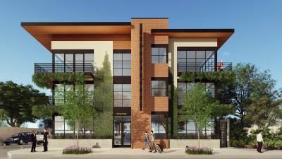 The new hotel aims to offer guests a neighborhood experience.