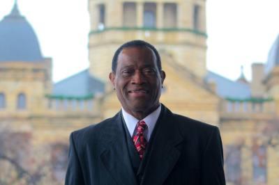 Willie Hudspeth is running for Denton County Judge.