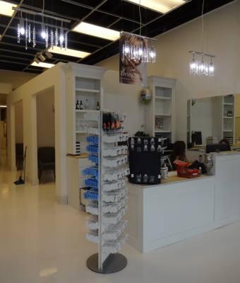 DLG Cosmetics Beauty Studio is now open after Tropical Storm Harvey.