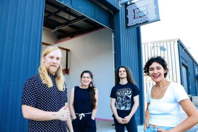 Raw Paw art studio hosts its grand opening in September.