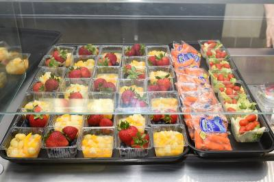 The Cy-Fair ISD Nutrition Services Department offers free meals for students this summer.