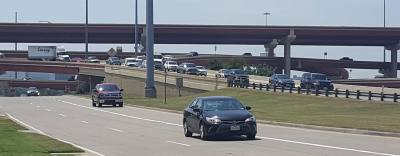 By adding ramps and additional lanes, the Texas Department of Transportation hopes to improve the interchange at US 75 and President George Bush Turnpike.