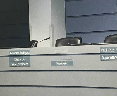 Austin ISD District 9 seat is currently vacant after former Austin ISD board President Kendall Pace resigned her position at the May 21 meeting.