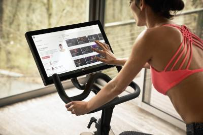 Southlake Town Square will have a showroom for virtual fitness company, Peloton.