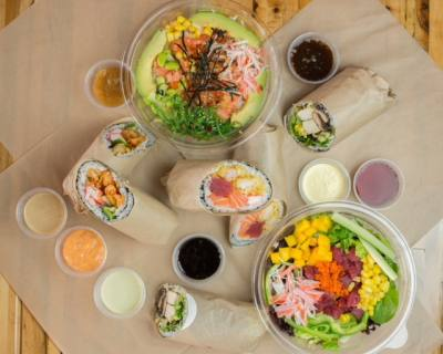 U'Maki Sushi Burrito plans to open in Sugar Land in May.