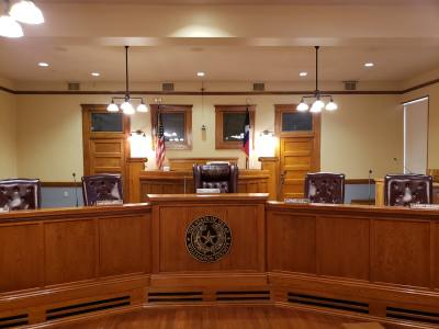 Williamson County Commissioners Court held the first of two budget voting sessions Thursday for fiscal year 2018-19.