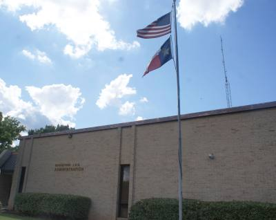 The Georgetown ISD Administration Building is located at 603 Lakeway Drive.
