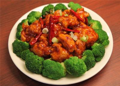 The family-owned restaurant features a variety of Asian cuisine including Chinese, Korean and Japanese dishes.