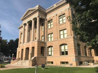 The Williamson County Commissioners Court meets most Tuesdays at the county courthouse on the Square in downtown Georgetown.