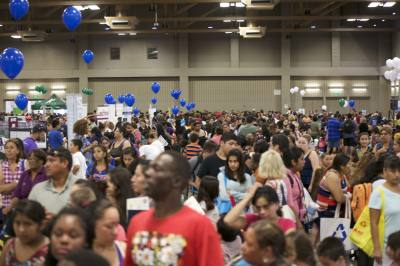 Austin ISD hosts its annual Back to School Bash this Saturday.