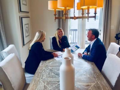 Angel Oak Home Loans, a residential loan company, opened its newest branch in McKinney on July 18.