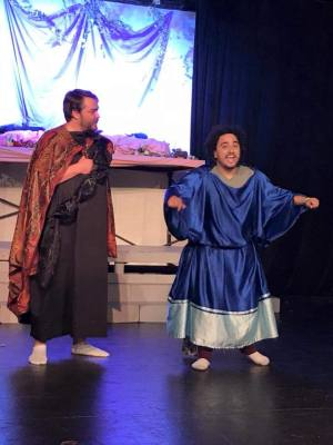 The Hill Country Theatre presents 'A Midsummer Night's Dream' by William Shakespeare.