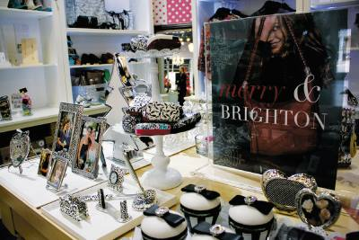 A Brighton Christmas display.