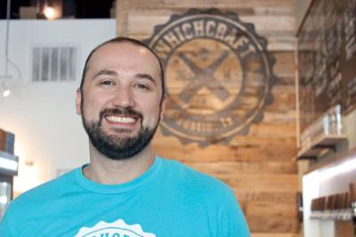 WhichCraft owner Jody Reyes opened the South Lamar Boulevard location in 2014; a second location opened in the Mueller development two years later.