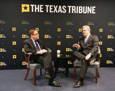 Nonprofit, nonpartisan newsroom the Texas Tribune hosts its annual festival, which gathers hundreds of leading figures in politics and public policy for informative panels and interviews.