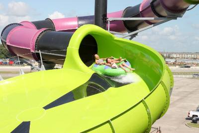 Visit an area water park before it closes
