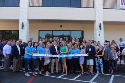 Corridor Title Co. in New Braunfels recently moved to a new location.